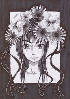 Girl by martystka