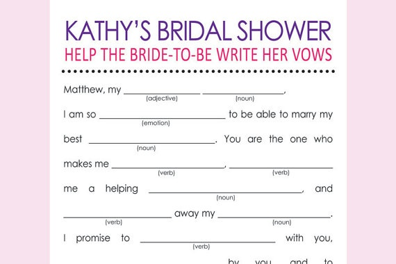 Help writing own wedding vows