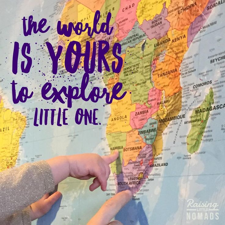 The world is yours to explore Little One. And I want to do everything I can to help you explore it.  #lifegoals