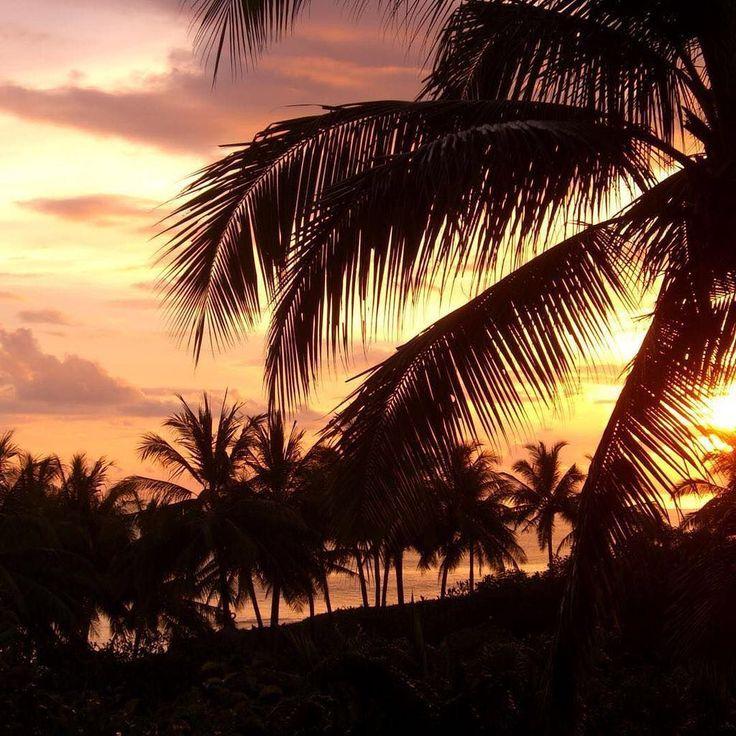Tanah Lot, Tabanan, Bali, Indonesia, a beautiful Bali sunset.