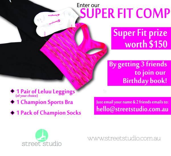 Superfit Comp