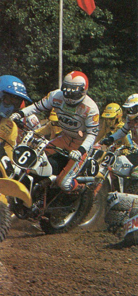 Andreani KTM 125cc. 1982