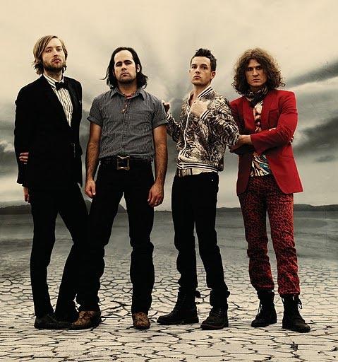 The Killers.Album Covers, Favorite Music, Guilty Pleasure, Killers Rocks, Brandon Flower, Rocks Stars, The Killers, Music Videos, Battle Born