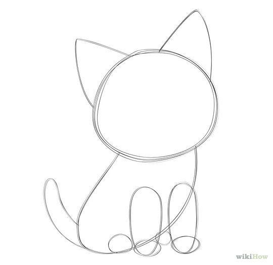 Kinderbilder fürs kinderzimmer katze  72 besten Zeichnen Bilder auf Pinterest | Zeichnen, einfache ...