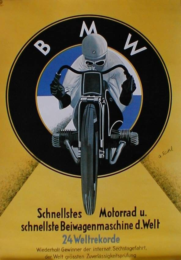 BMW - Fastest motorcycle and fastest Sidecar combination in the world, 24 world…