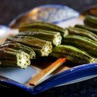 Need a solid recipe for pickled okra? Here it is.
