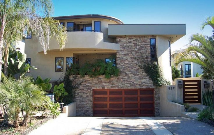 28 best garage ideas images on pinterest driveway ideas for Garage exterior design ideas
