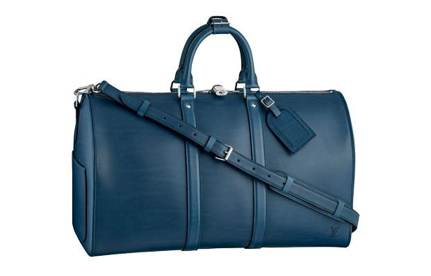 Uma contemporânea bolsa Kepall, criada em 1930, da Louis Vuitton (Foto: divulgação)
