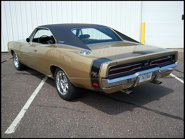 1969 Dodge Charger R/T  440 CI, Automatic