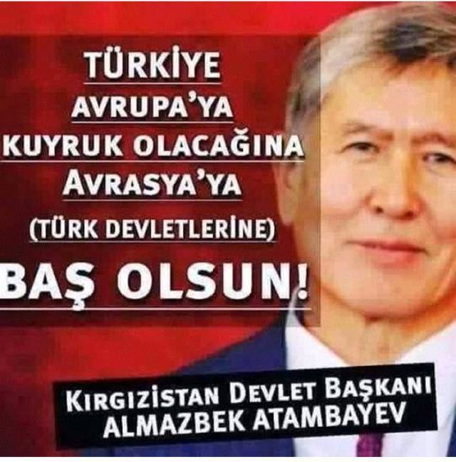 TC Yunus Adıgüzel...olurmu hic araplarla avrupalilar varken