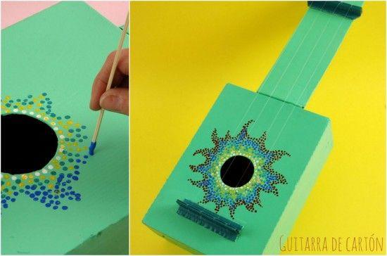 17 best images about juguetes reciclados on pinterest - Como hacer una caja ...