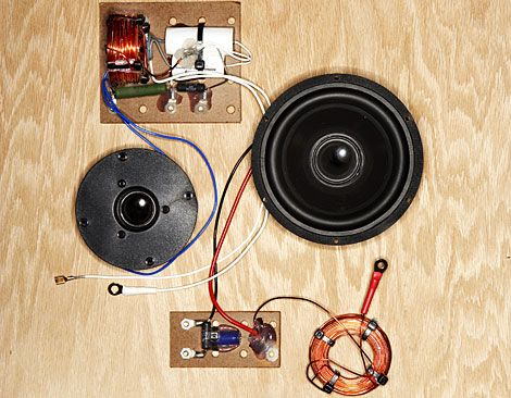 55 best diy speakers images on pinterest diy speakers for What are the steps to building your own home