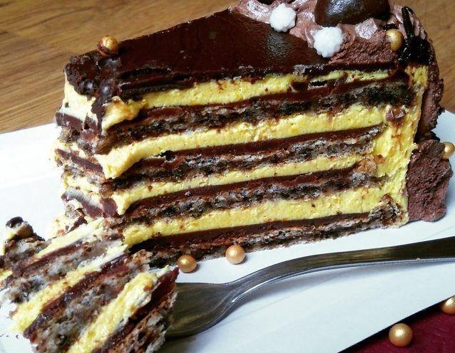 Starinska torta u novom izdanju