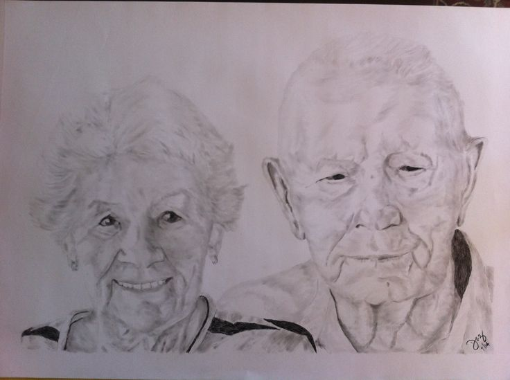 A 50th wedding anniversary present for the grandparents of a friend. Hope they love it!