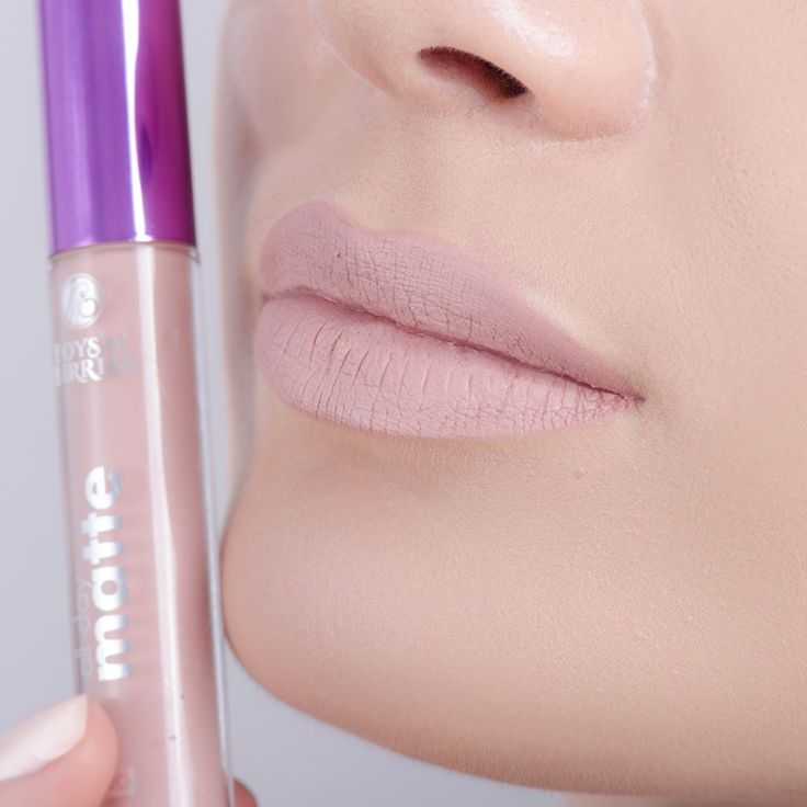 #Shy is a soft-nude with a matte finish! 💜 ✔Comfortable feel ✔Full coverage ✔Highly pigmented formula