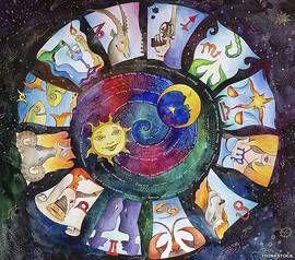 Signos del zodiaco: