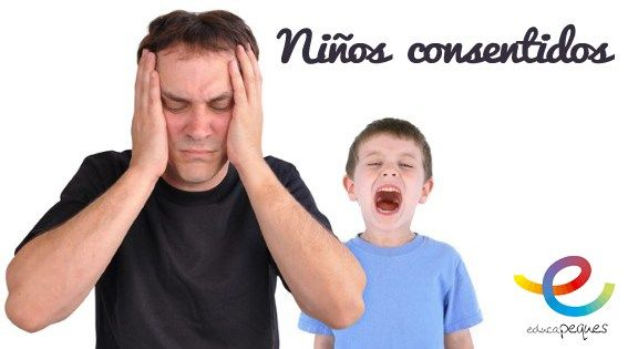 Niño consentido ¡¡ Qué no se convierta en un niño tirano !!