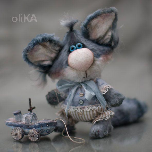 Игрушки от oliKA.. Обсуждение на LiveInternet - Российский Сервис Онлайн-Дневников