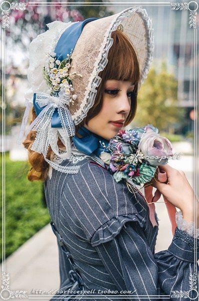 Продукт может быть отправлен в любую точку мира ♪  【Бронирование】 Роза Бог дал мне sinamay капот  Surfacespell  https://www.wunderwelt.jp/en/fleur/products/m-00842    * Официальный интернет-магазин * Wunderwelt Fleur *