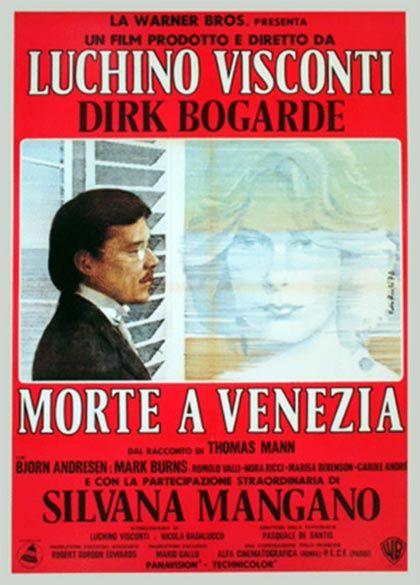 """Klasična muzika u poznatim filmovima - film """"Smrt u Veneciji"""" i IV stav adagietto Gustava Malera"""