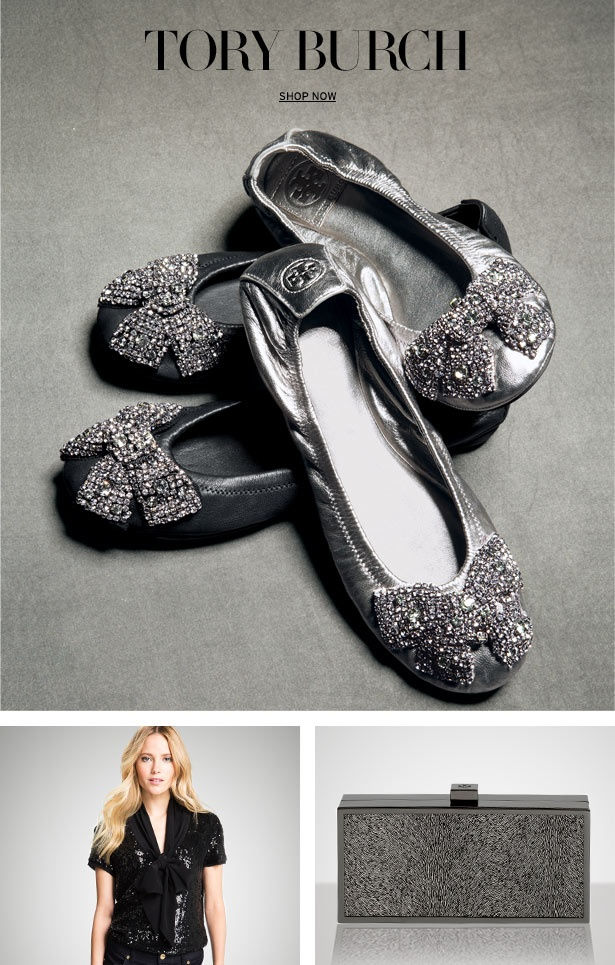Fashion Pick of the Week: Tory Burch Flats