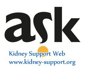 Q: My wife has 2.4 creatinine and 95 urea level. Does that means the kidney is stop working ? plz help.