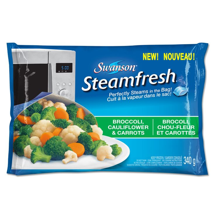 Microwave Steam Bag Bestmicrowave Birdseye Steamfresh Vegetables