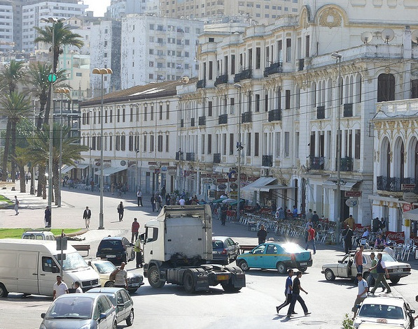 When I lived in Spain, I took a few trips to Morocco.  Tangier is an easy ferry ride from Andalucia. It's a great city to walk through, with tons of cafes and outdoor markets.  The beaches aren't bad either!