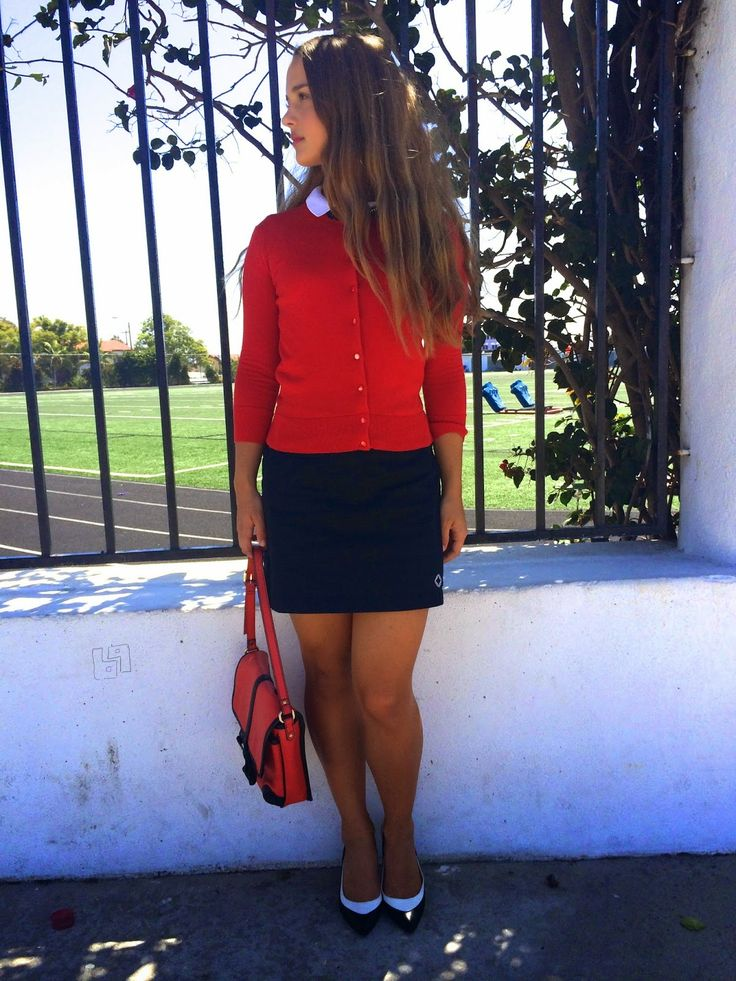 A teenage girl's fashion blog, mostly featuring outfits of the day.