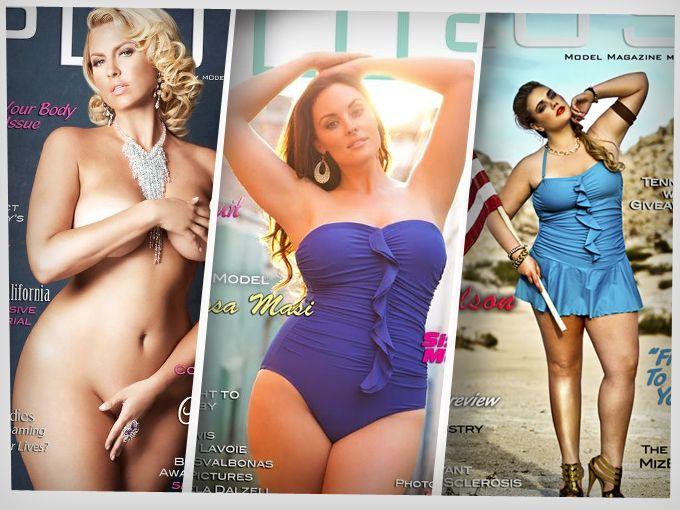 """¿Quién de ustedes no ha pensado que las modelos que vemos en las pasarelas son extremadamente delgadas? Lejos de los cuerpos reales que vemos en la calle. ¿Cuántas de nuestras amigas son talla 0?   El peso de las modelos que desfilan por las grandes pasarelas ha vuelto a ser el centro de atención. La razón de este revuelo viene de una modelo rusa, Katya Zharkova, quien hizo fuertes declaraciones en para la revista PLUS Model Magazine.  Katya es una modelo con cuerpo normal, """"gordita"""" si la…"""
