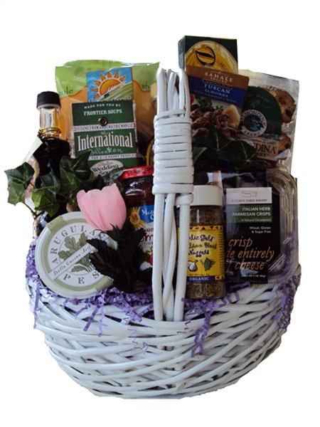 19 best mothers day healthy gift baskets images on pinterest healthy italian food mothers day gift basket negle Choice Image