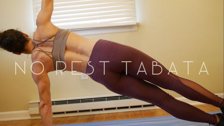 No Rest Tabata Mashup #4 by Kristin Ritter - YouTube