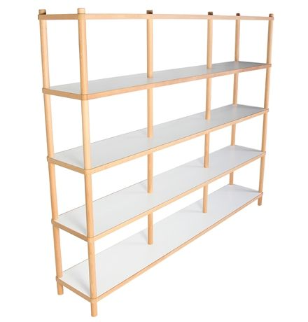 Original Design Sean Dix Bi-colour Bookshelf  $995