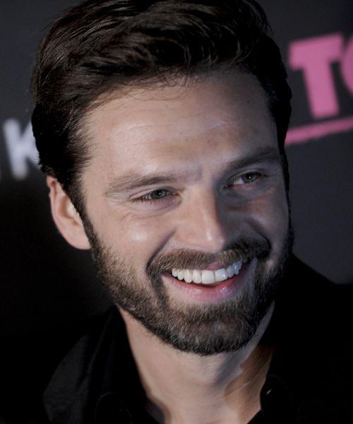 Sebastian Stan attending the I, Tonya premiere at Village East Cinema on November 28, 2017 in New York City, NY, USA.