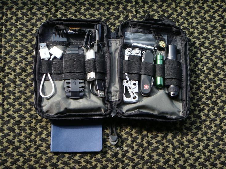 How To Build the Best EDC Bag