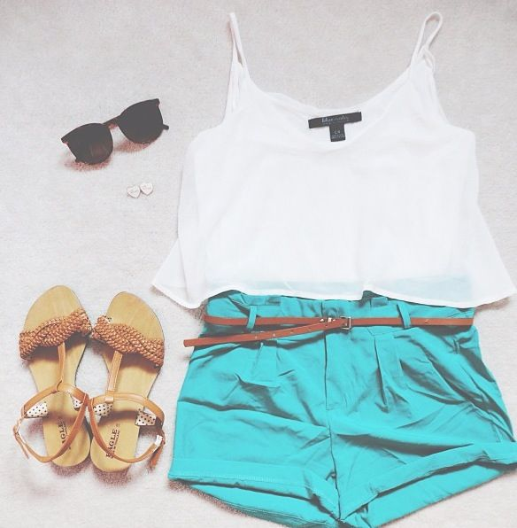 Cute forever 21 outfit