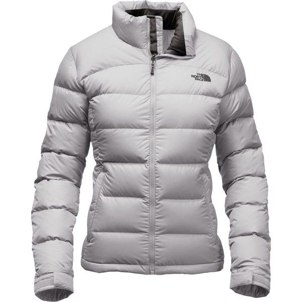 The North Face Nuptse 2 Down Jacket (295 CAD) ❤ liked on Polyvore featuring outerwear, jackets, the north face, down filled jacket, pocket jacket, the north face jackets and down jacket