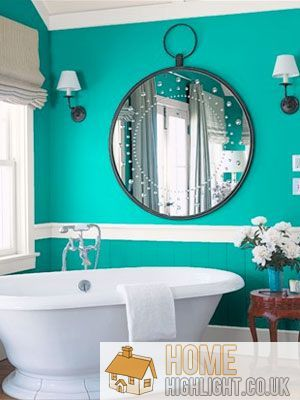 23+ turquoise Bathroom Mirror Ideas, Look Nice!!  Tags : bathroom mirror and lights, bathroom mirror cabinets, bathroom mirror decorating ideas, bathroom mirror decorative trim, bathroom mirror designs, bathroom mirror frame ideas, bathroom mirror frames, bathroom mirror frames diy