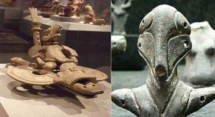 Αρχαία Αντικείμενα Αποδεικνύουν ότι οι «Θεοί» ήταν Εδώ (εικόνες)