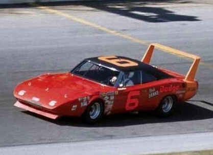 Buddy Baker 1969 Dodge Daytona