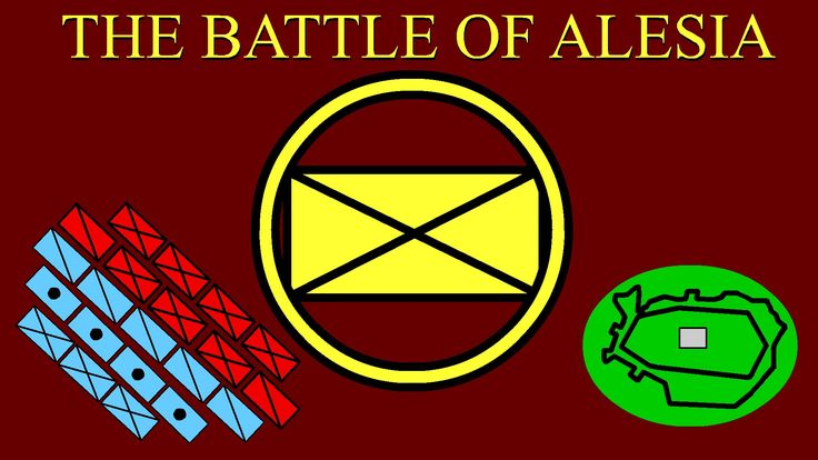 In this video I talk about the Battle of Alesia in 52 B.C.E., which was the culmination of Julius Caesar's conquest of Gaul. Patreon: https://www.patreon.com...