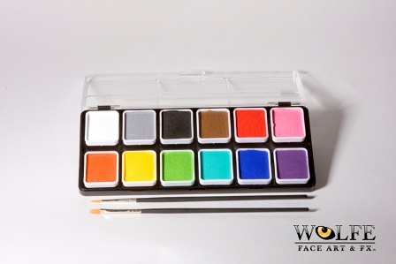 17 best images about my wish list on pinterest stencils for Face paints supplies
