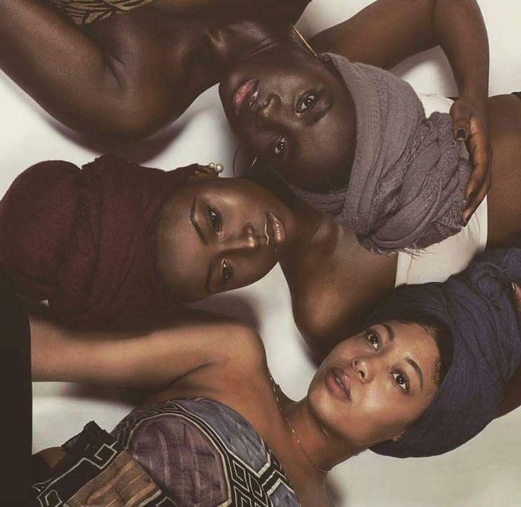não somos mulatas ou moreninhas  somos negras! todas nós