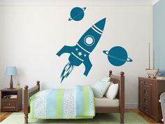 Fresh Wand Aufkleber Raumfahrt Wand Aufkleber Kinder Kinder Zimmer Aufkleber Kinderzimmer Aufkleber Wandtattoo Kinder