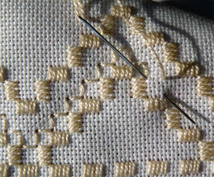 311 best images about Bordado Hardanger - Diy - Embroidery on Pinterest