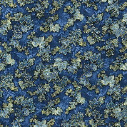 Robert Kaufman - Imperial Fusions Collection Katsumi ETJM-12577-62 INDIGO