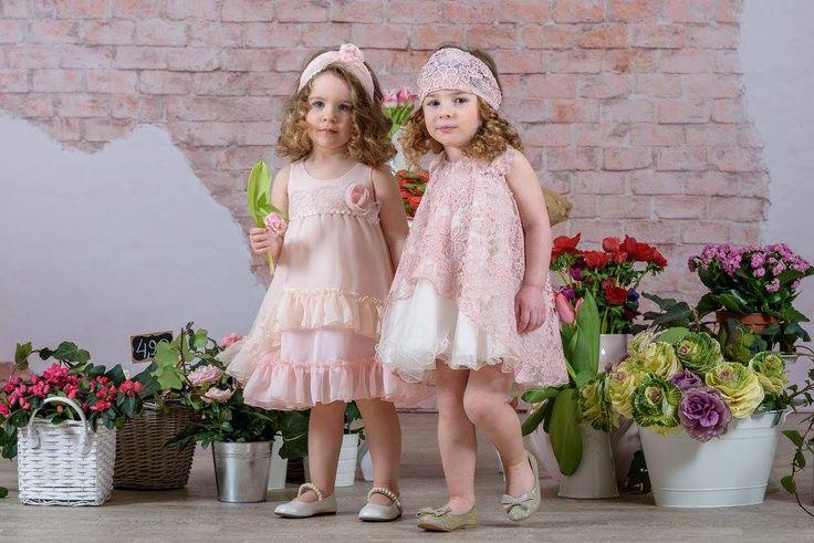 Βαπτιστικά Ρούχα Κοριτσιού NEONATO NE-271 – Myrovolos Shop