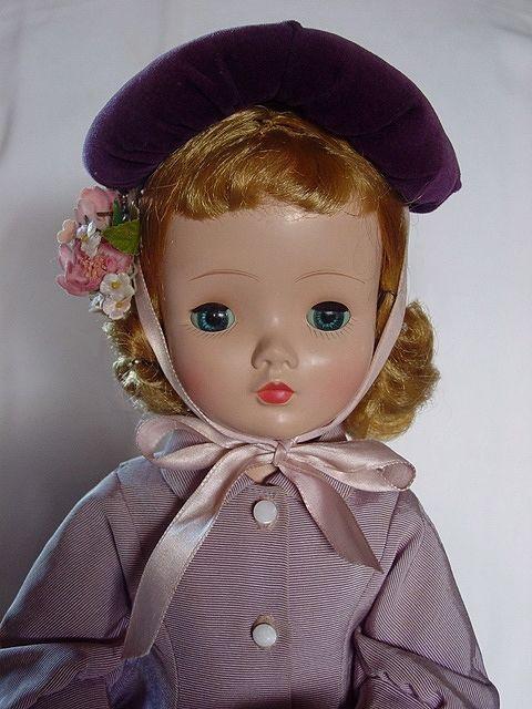 Vintage madame alexander doll vintage