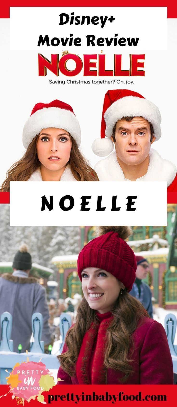 Noelle Disney+ Movie Review (With images) Kids christmas
