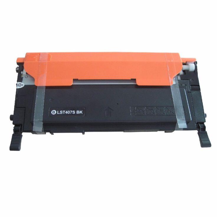 CLT-407 CLT-409 Toner Cartridge Compatible for Samsung CLP-320/CLP-325W/326/CLX-3185FW CLP-310/CLP-315/CLX-3170/CLX-3175